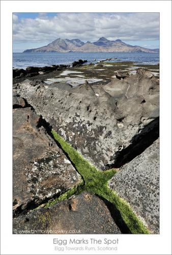 Eigg Marks The Spot